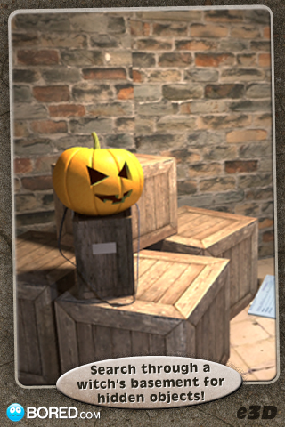 Screenshot e3D: Halloween